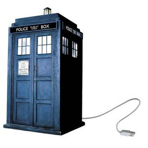 Tardis USB Hub