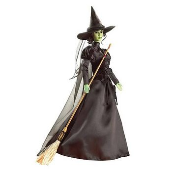 Barbie Wicked Witch from Wizard of Oz