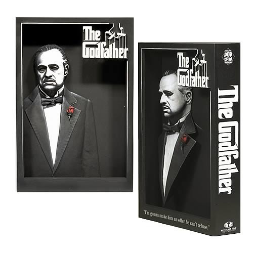 mcfarlane godfather 3d poster
