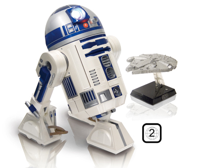 r2-d2 dvd projector