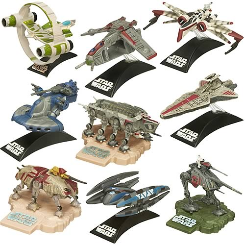 starwars hasbro model pack