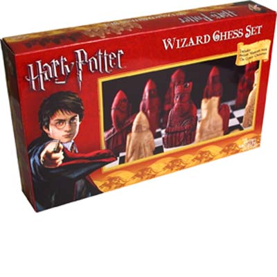 harry potter wizards chess