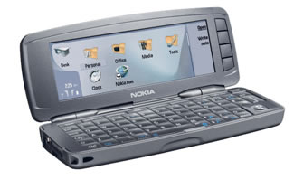 Nokia 9300i SmartPhone