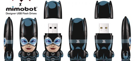 Catwoman Mimobot USB drive