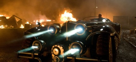 Red Skull's car in Captain America The First Avenger