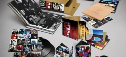 Achtung Baby 20th Anniversary ber Deluxe Box Set