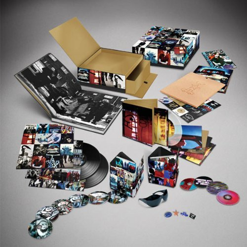 Achtung Baby 20th Anniversary Über Deluxe Box Set