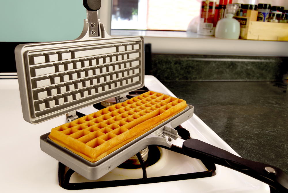 waffle-keyboard-waffle-iron