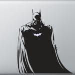 batman macbook skin