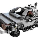 lego delorean back to the future
