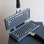 keyboard shaped waffle iron