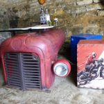 Fancy a Tractor in Your Sitting Room?
