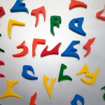 klingon alphabet fridge magnets