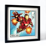 Marvel Stamps From Royal Mail