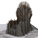 Game of Thrones 3D Cards
