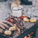 A Beer Crate Transforms Into a Grill